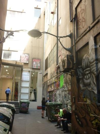 Graffiti Laneway